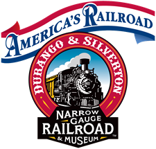 Durango & Silverton Train Logo